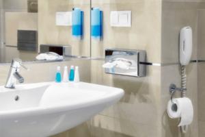 Hol van a legtöbb baktérium egy szállodában?